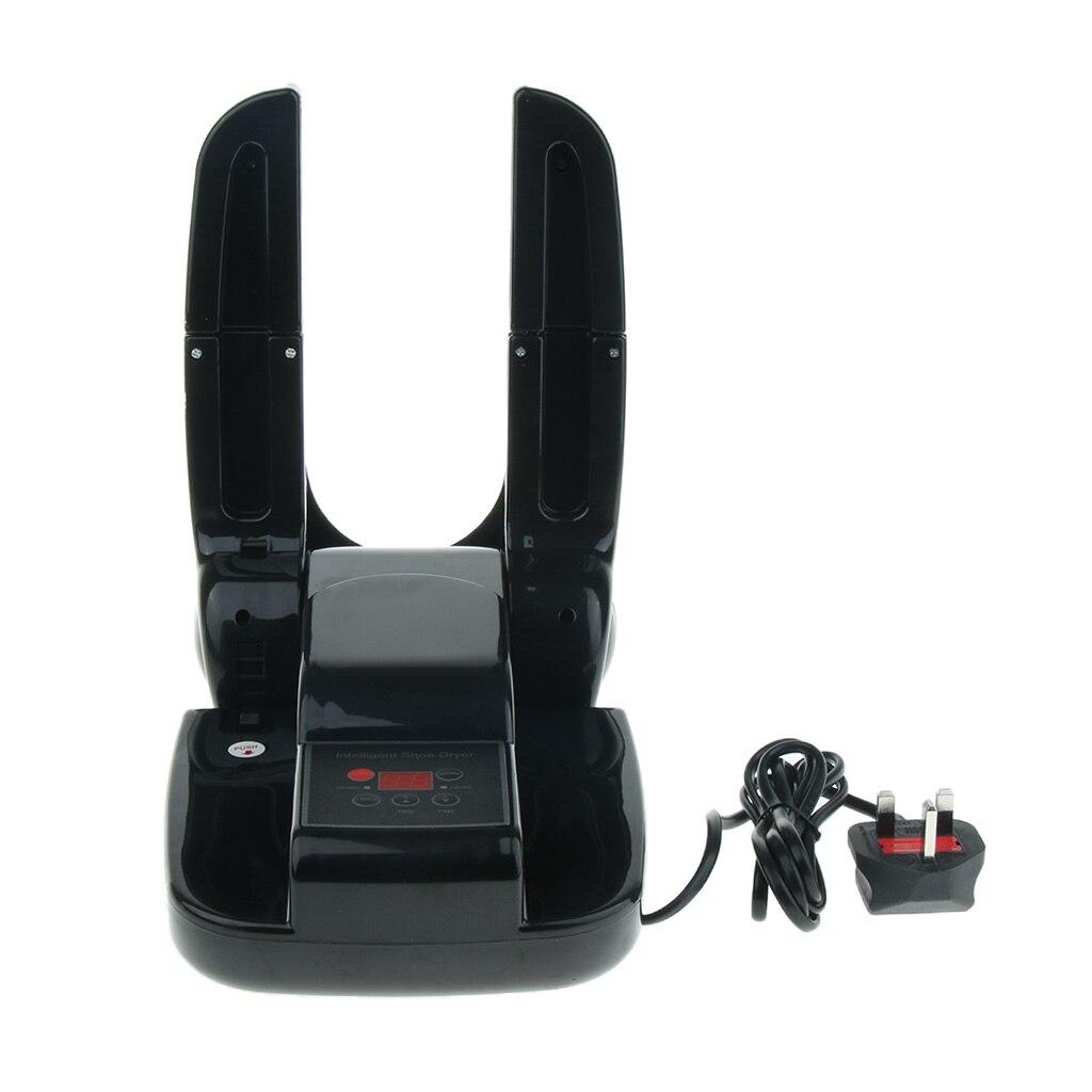 Portable Electric Shoe Boots Dryer Warmer Adjustabe Rack Socks Gloves Dryer