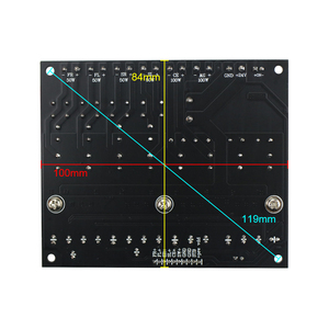 Image 5 - GHXAMP 5.1 Home Theater TPA3116 Amplifier Audio Board PC Decoder DVD CAR 6 Channel 50W*4 Surround 100W*2 Bass Speaker Amplifier