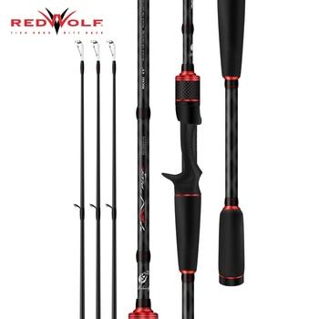 Red Wolf TAV PLUS 3 Fishing Rod Ultralight Competitive