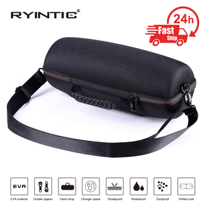 Image 1 - 2019 Portable EVA Hard Carrying Pouch Cover Bag Storage Case for JBL Xtreme2/ Xtreme 2 Bluetooth Speaker Extra Space With Belt