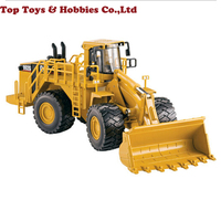 Collection Diecast Norscot 1/50 992G Wheel Loader Caterpillar Diecast Vehicle Car Toy Replica Engineering Vehicles Model