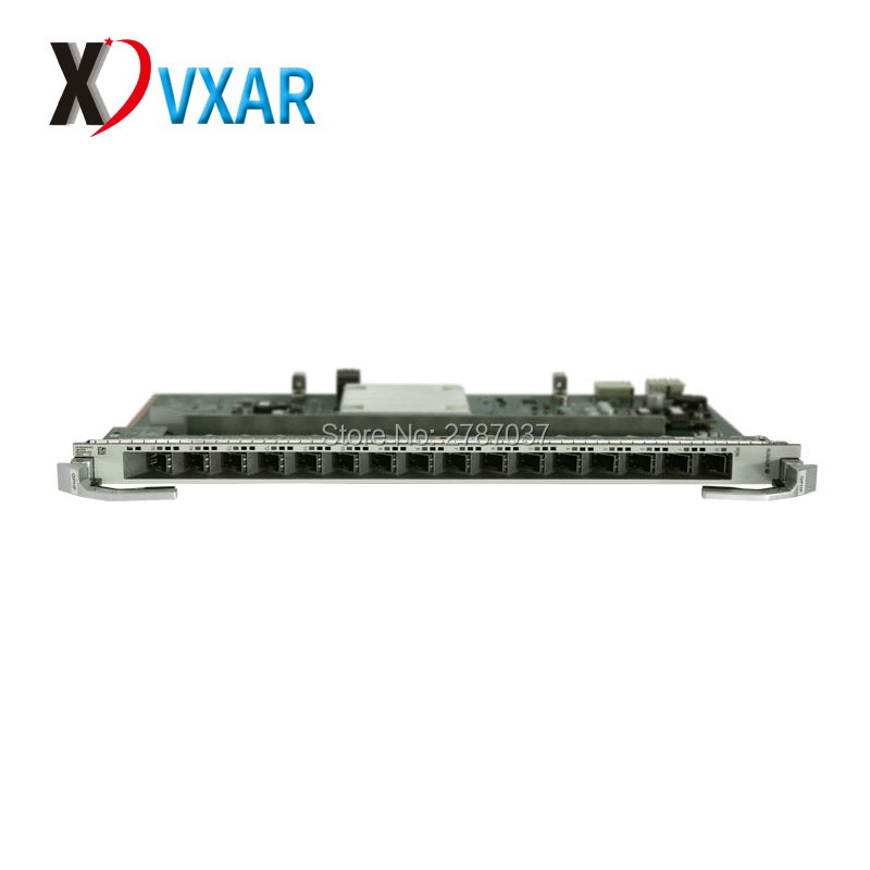 16 Gpon Ports GPUF Gpon Hua Wei Olt Business Interface Board For MA5800-X17 MA5800-X15 MA5800-X2