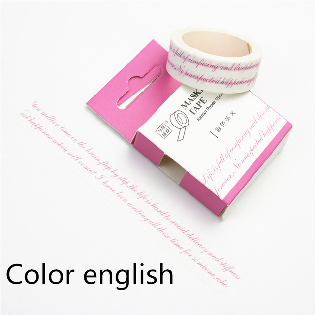 Colored English