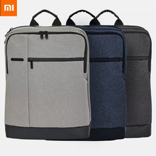 Xiaomi 90 Classic Business Backpack Sports Shoulders Bag Business Backpack for Men or Women Daily Use jorgeolea men high quality canvas versatile business shoulders bag with usb chargeable labtop backpack affordable schoolbag 0312