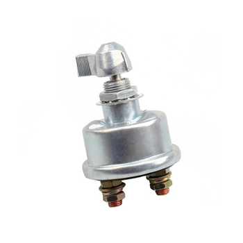 12V  150A Copper foot master switch for high current battery yacht