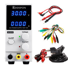 New DC power supply Adjustable 30V 10A 4 Digit Display LW K3010D For Laptop Repair Switching Regulator Laboratory Power Supplies