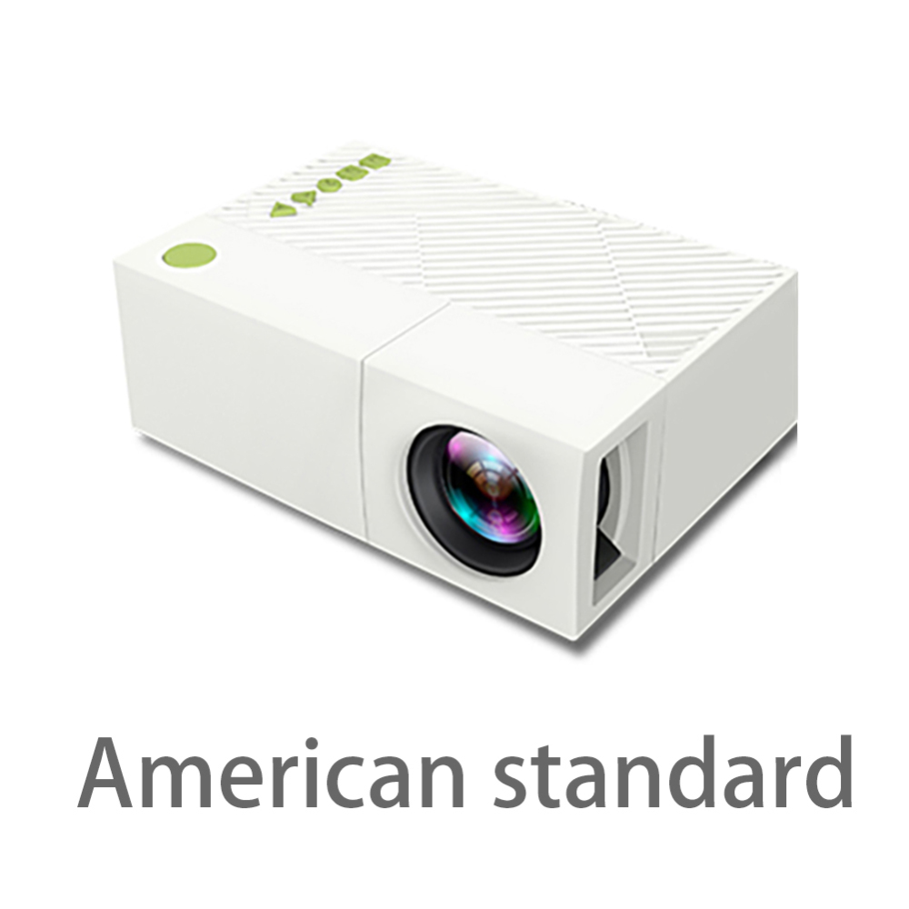 <font><b>YG300</b></font> LED Mini Audio Projector <font><b>YG</b></font>-<font><b>300</b></font> HDMI USB 3D Pico Projector house media player LCD video Projector children gift Child image