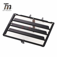 Radiator Grille Guard Cover For HONDA CTX700 NC750 NC700 S/X/DCT 2012-2019 NC750X NC750S Radiator Grille Guard Cover Protector waase radiator protective cover grill guard grille protector for honda nc750 nc750s nc750x nc750n 2012 2013 2014 2015 2016 2017