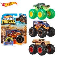 Hot Wheels Tracks 1:64 Monster Diecast Car Toys Collection Model Trucks Assortment Metal Cars Boys Toys for Children Kids Gifts