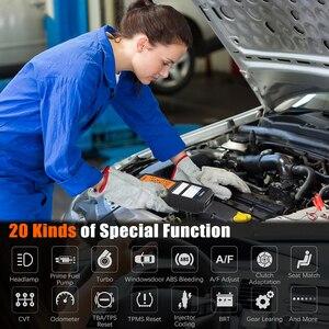 Image 2 - פוכסול NT650 עלית OBD2 EOBD אבחון כלי רב יישום איפוס שירות פונקציות רכב קוד קורא OBD2 רכב סורק