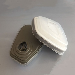 Image 5 - 603 Gas Mask Respirator Filter Adapter Work with 6200 7502 6800 Work as Original 603 Adapter Cotton 5N11 Adapter Paint