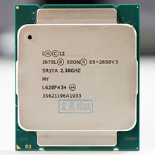 Intel Xeon Processor E5 2650 V3 Cpu 2.3G Dienen Lga 2011-3 E5-2650 V3 2650V3 Pc Desktop Processor cpu Voor X99 Moederbord