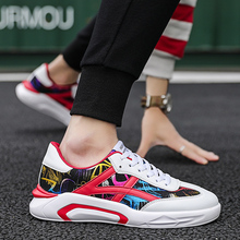 Damyuan 2019 New Fashion Autumn Shoes Men Women Casual Sneakers Mens Loafers Style Colourfull