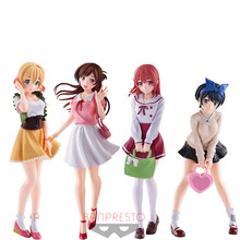 Judai original banpresto anime kanokari mizuhara chizuru nanami mami sakurasawa sumi sarashina ruka pvc figura de ação modelo brinquedos