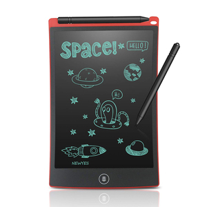 Drawing Tablet 8.5/12 inch Lcd Electronic Writing Tablet Electronics Drawing Board Handwriting Writing Pad Digital Notepad Gifts(China)