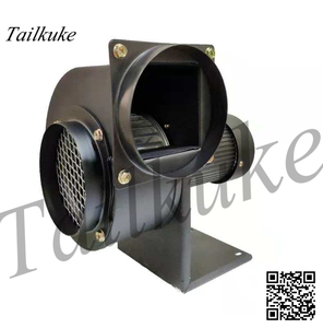 Small Multi-wing Heat Insulation High Temperature Centrifugal Fan CY125 High Temperature Exhaust Fan Boiler Induced Draft Fan(China)