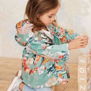 LZH Baby Girls Jacket 2020 New Autumn Winter Jackets For Girls Coat Kids Warm Outerwear Coat For Girls Clothes Children Jacket
