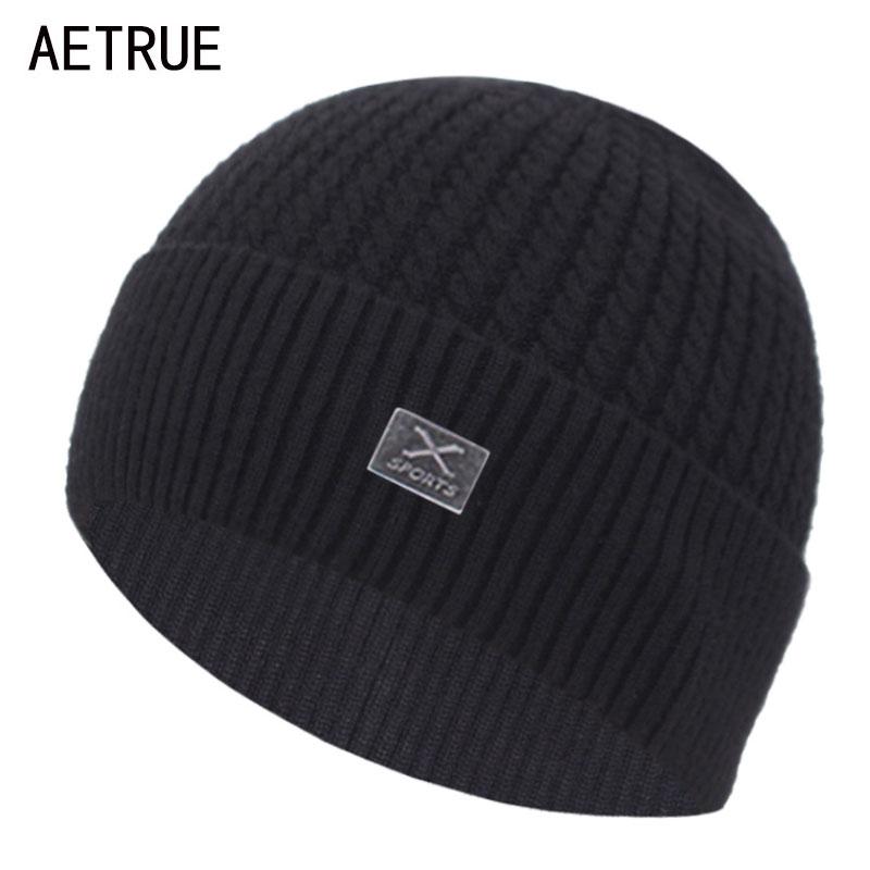 Fashion   Skullies   Beaines Men Winter   Beanie   Hat Men Winter Hats For Men Knitted Hat Cap Women Bonnet Mask Balaclava   Beanies   Cap