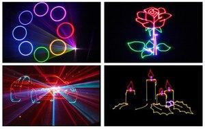 Image 5 - ILDA projecteur laser multicolore RGB 3W, Laser rvb, laser pour voiture, Expo et autres événements