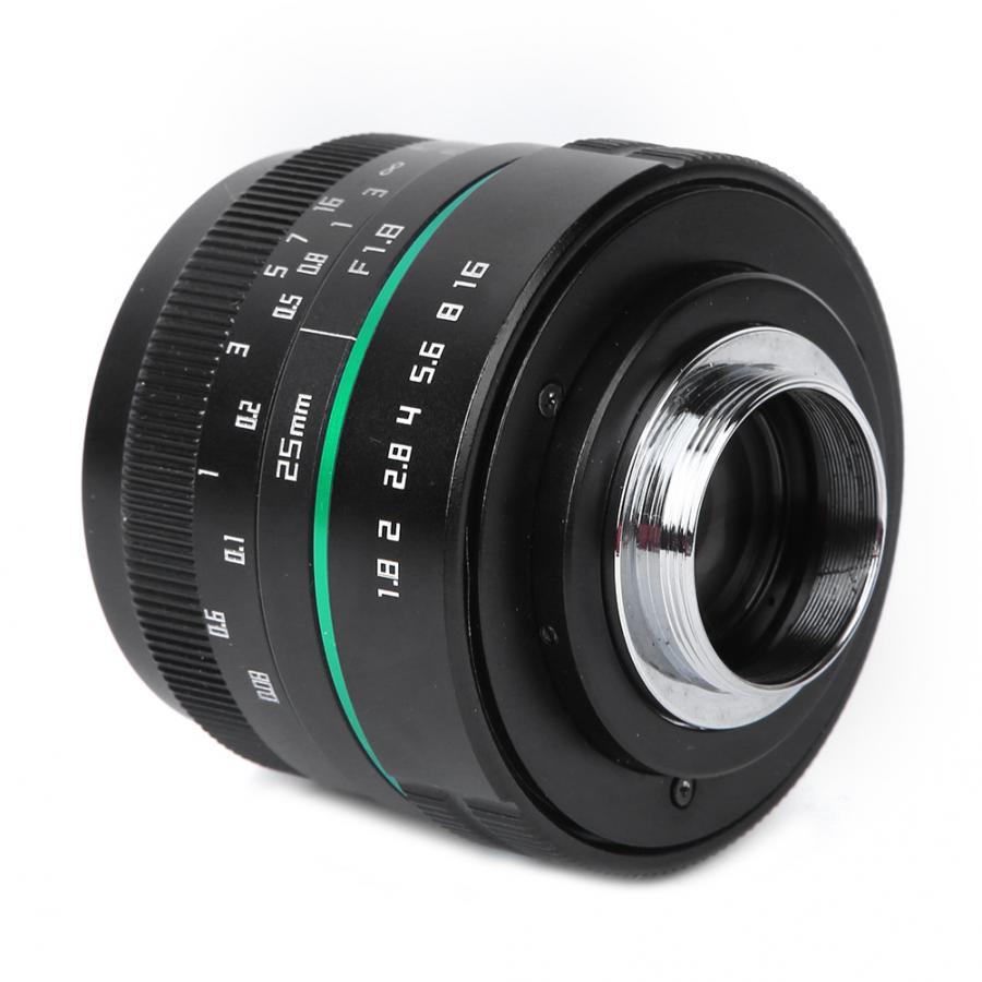 Объектив для камеры Sony с фиксированным фокусом, 25 мм F1.8 C