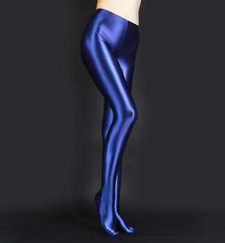 Klasyczny kolor błyszczące spodnie m-xl błyszczące rajstopy japoński cienki jedwab rajstopy rajstopy wysokiej talii pokaż cienkie oleju błyszczące spodnie tanie i dobre opinie CN (pochodzenie)