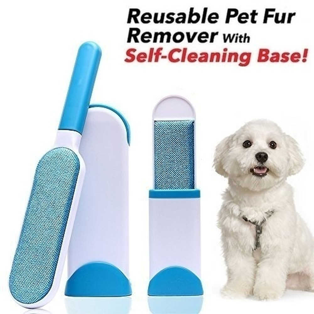 Small Pet Color Hair Removal Brush Cleaning Cat And Dog Hair Removal Brush Portable Living Room Bedroom Hair Removal Device