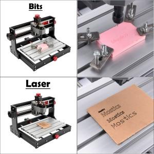 Image 4 - MOSTICS – Mini graveur laser, routeur CNC 30 18 PRO ER11, outil laser GRBL