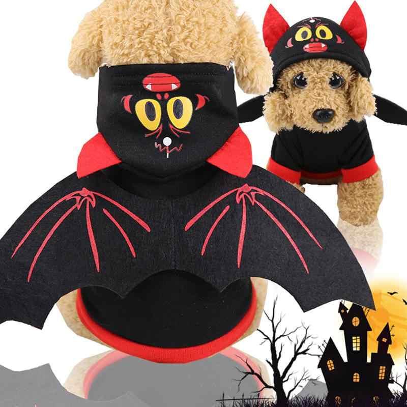Pet Vestiti Del Cane Carino Vestiti Del Fumetto Per Il Piccolo Cane di Stoffa Del Costume del Vestito di Natale abbigliamento per Kitty Costume Di Natale Cani Carino cappotto