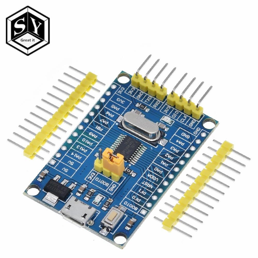 48 МГц STM32F030F4P6 маленькая системная s макетная плата, 32-битная мини-Системная плата с ядром, для разработки, с ядром, для работы с мини-системами