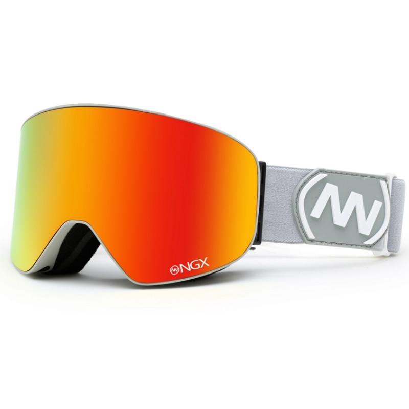 Winter Couples Ski Goggles Men Women Double Lens Breathable Anti-fog Skiing Eyewear Snow Glasses Adult Skiing Snowboard Goggles