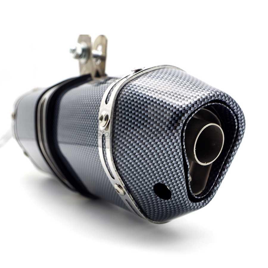 Akrapovic オートバイ排気管モトエスケープマフラー db のキラーカワサキニンジャ 400 2018 エスケープ Crf 排気 Tmax Cbr650