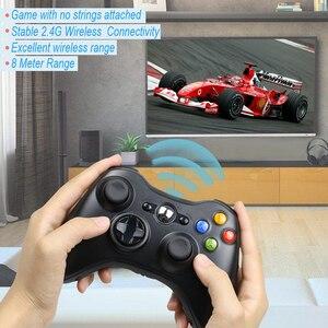 Image 5 - Gamepad עבור Xbox 360 Wireless/Wired Controller עבור XBOX 360 Controle Wireless ג ויסטיק עבור XBOX360 משחק בקר Joypad