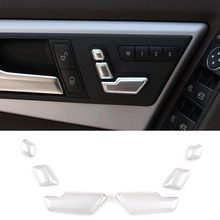 Switch-Cover Trim Mercedes-Benz Chrome-Seat Adjust for E-Gl-Gla Cls-Ml Class-w166/W212/W218x166/..