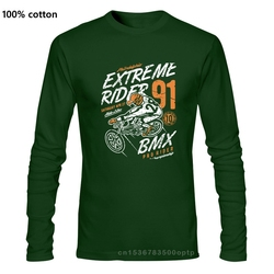 Arubas - Uk Extreme Bmx Rider - Men's Cotton T-shirt Top Quality 2018 New Brand Men's