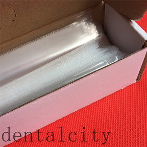 New 500pcs/pack Disposable Dental Cover Plastic Sleeves Pastic X-Ray Sensor Protective Film(China)