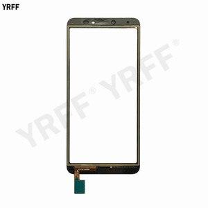 Image 3 - Dla BQ 5518G Jeans ekran dotykowy Digitizer dla BQ 5518G dotykowy szklany Panel czujnik montaż części darmowa wysyłka