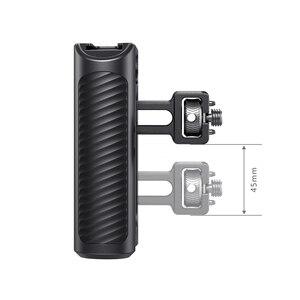 Image 3 - Smallrig câmera aperto de mão arri alumínio localizar alça lateral para sony, para nikon gaiola da câmera com montagem de sapata fria para diy 2426