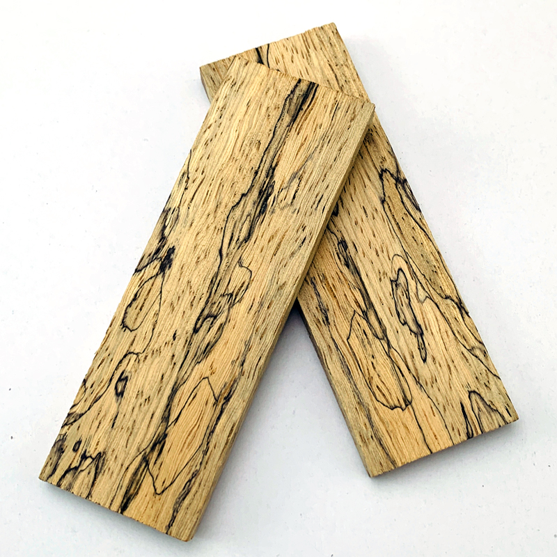 2pieces Maple Wood For DIY Knife Handle Making Material DIY Handle Patch Accessories 120x40x8mm