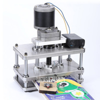 220 v/110 v 680 w 전기 다이 커팅 머신 휴대용 3.5 톤 프레스 다이 스탬핑 기계 가죽 커팅 머신 (270*180mm)