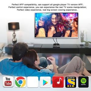 Image 5 - Caixa de tv android google play smart tv box a95x pro 2g 16g android 7.1 controle de voz 2.4g wifi pk h96max x96 4k hd 3d caixa de android