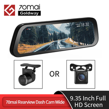 70mai Rearview Dash Cam Wide 9.35\