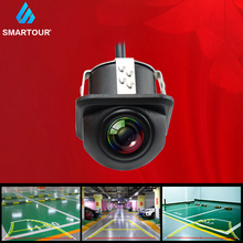 Smartour CCD Chips Night Vision Auto Parking Assistance Intelligent Dynamic Trajectory Parking Line Car Rear View Camera