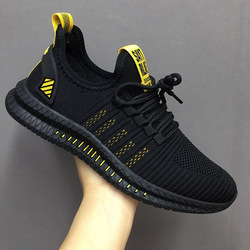2020 Breathable Men Running Shoes Lightweight Mesh Jogging Sneakers Non-slip Soft Outdoor Walking Tennis Sport Shoes Zapatillas