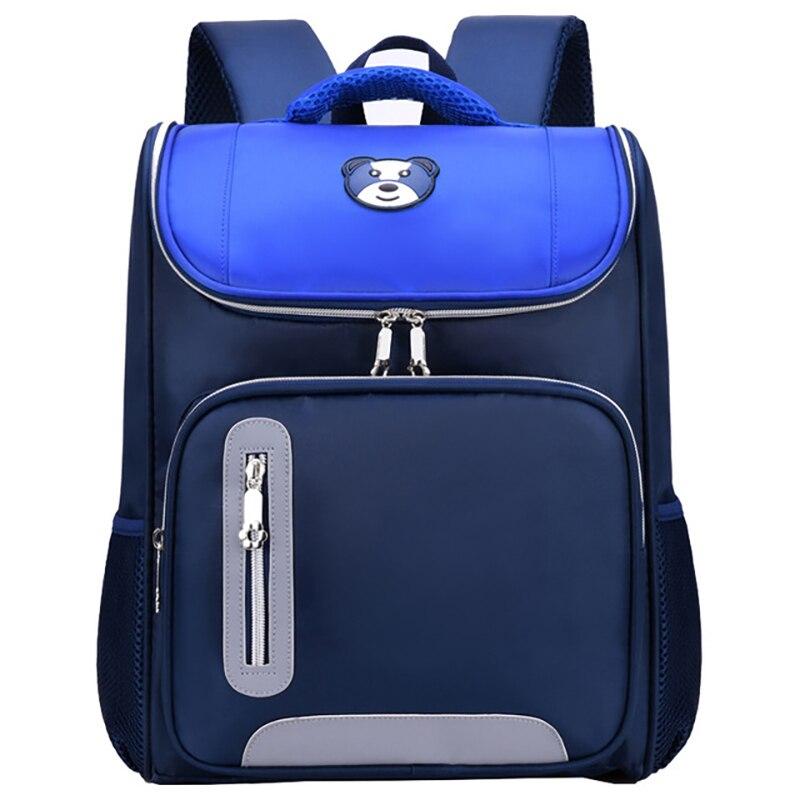 Ceossman School Bag Waterproof Backpack Student Backpack British Style Space Bag Kids Primary School Book Bags For Teenage Girls