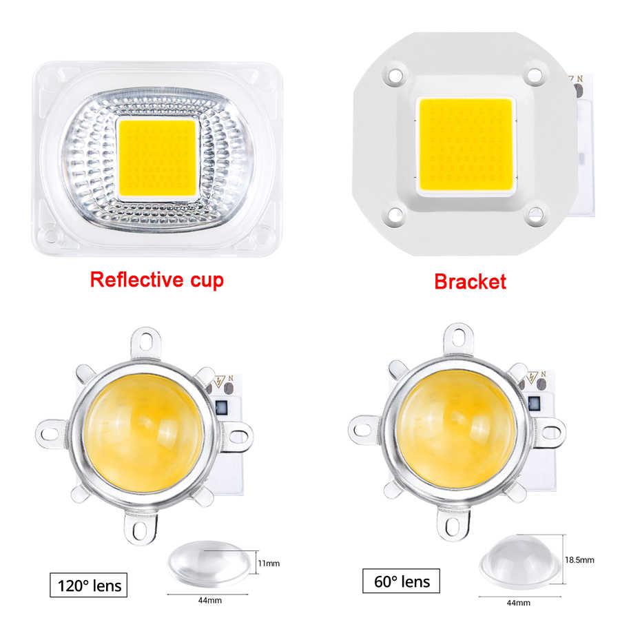 Details about  /Diode LED COB Array Chips Lamp Light Matrix Reflector Lens 20W 30W 50W 110V 220V