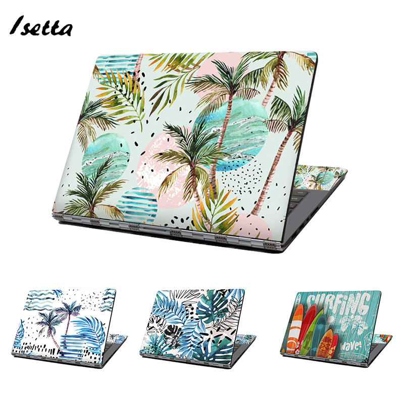 Laptop Sticker Notebook Skin Stickers Laptop Cover Summer Style Decal Art Decal Fits 13.3