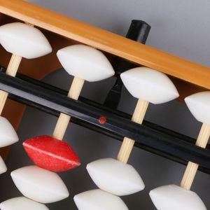 Портативная японская колонка с 13 цифрами Abacus, арифметические счеты соробан, инструмент для обучения математике