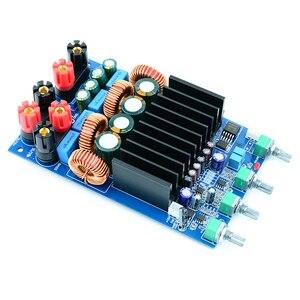 Image 2 - UNISIAN TAS5630 2.1 אודיו מגבר לוח 2X150W + 300W Digtial 2.1 ערוצים Class D גבוהה כוח מגבר עבור קולנוע ביתי מערכת