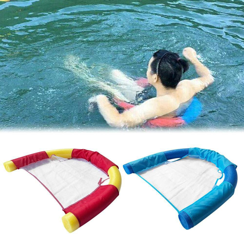 Pool Noodle Chair Net Swimming Bed Seat Net Floating Chair DIY Accessories