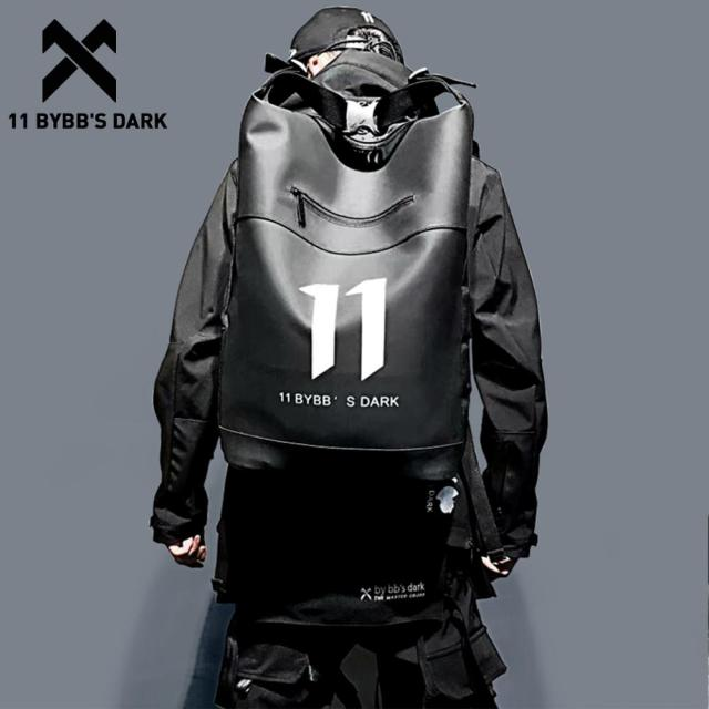 High Fasion Streetwear Backpack